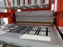 Блок машина для производства тротуарной плитки, бордюров R30 - фото 2