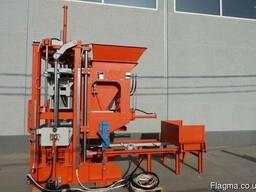 Блок машина для производства тротуарной плитки, бордюров R30 - фото 5