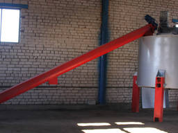 The Line with a dryer 1500 kg/h - photo 4