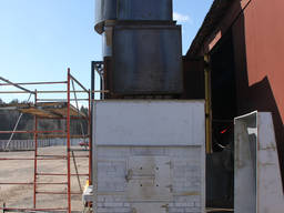 The Line with a dryer 1500 kg/h - photo 5