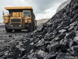 Уголь каменный СС (слабоспекающийся) Eßkohle.