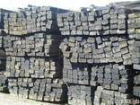 Used Wood railway sleepers - photo 1
