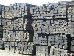 Used Wood railway sleepers