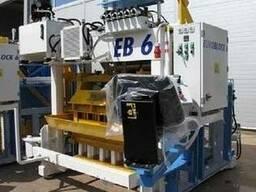 Вибропресс Мобильный для производства бордюров, блоков Е6