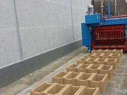 Вибропресс Мобильный для производства бордюров, блоков Е6 - фото 4