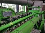 Б/У газовый двигатель Jenbacher J 620 GS-NL, 2009 г - photo 6