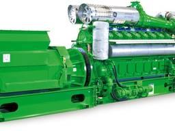 Б/У газовый двигатель Jenbacher J 620 GSE01,2800 Квт,2001 г.
