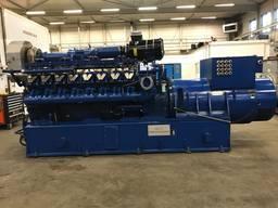 Б/У газовый двигатель MWM TBG 604-V-12, 1988 г. , 590 Квт - photo 5