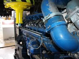 Б/У газовый двигатель MWM TBG 604-V-12, 1988 г. , 590 Квт - photo 6