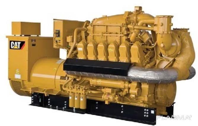 Б/У газовый генератор Caterpillar 3516,1998 г. в. 1000 Квт,