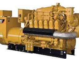 Б/У газовый генератор Caterpillar 3516, 1998 г. в. 1000 Квт,