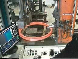 Бесшовные раскатные кольца до диаметр: 4,500 мм