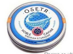 Natural black caviar of Siberian sturgeon - photo 2