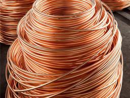 Copper Wire Scrap 99.99%/Millberry Copper Scrap