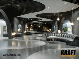 Designed suspended ceilings KRAFT from the manufacturer - photo 5