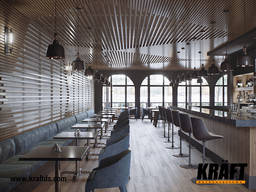 Designed suspended ceilings KRAFT from the manufacturer - photo 6