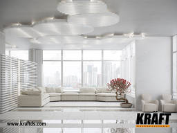 Designed suspended ceilings KRAFT from the manufacturer - photo 8
