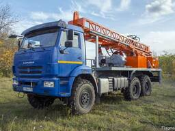 Drilling rig URB 3А-3М