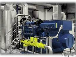 Газопоршневая электростанция SUMAB (MWM) 1200 Квт - photo 3