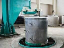 Оборудование для производства бетонных труб, колец. - photo 7