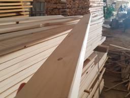 Planed lumber