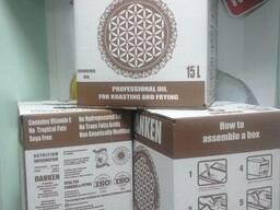 Продам масло подсолнечное высокоолеиновое 15 л. bag in box. - фото 2