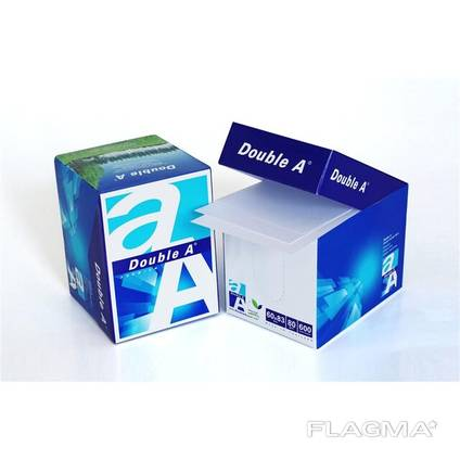 Quality Size Double A White A4 Paper 80g (210mm x 297mm) Double A Photocopy paper