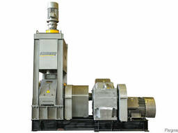 Roller press for peat briquetting - photo 3