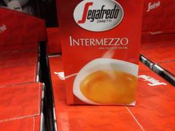 Segafredo coffee for export