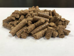 Top Quality Friendly Environmental Biomass Pellets Rice Husk Pellets for Heating